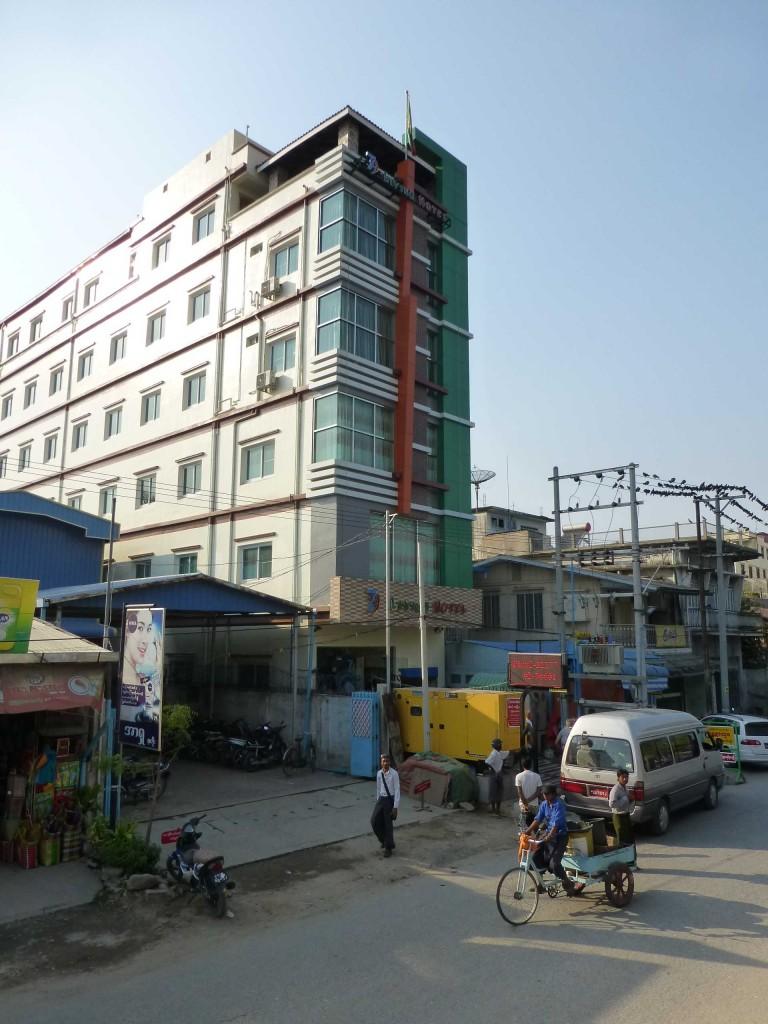 Отель 79 living