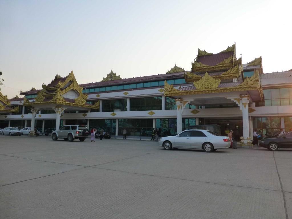 Аэропорт Багана
