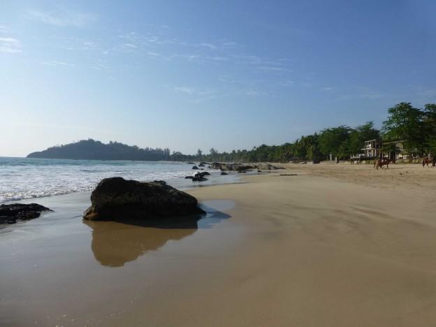 Часть 4. Нгапали - отдых на море