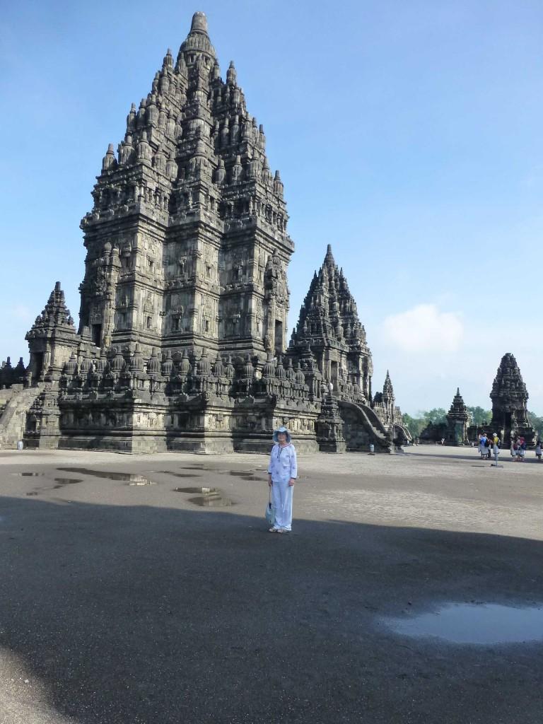 Главный храм Прамбанана - храм Шивы