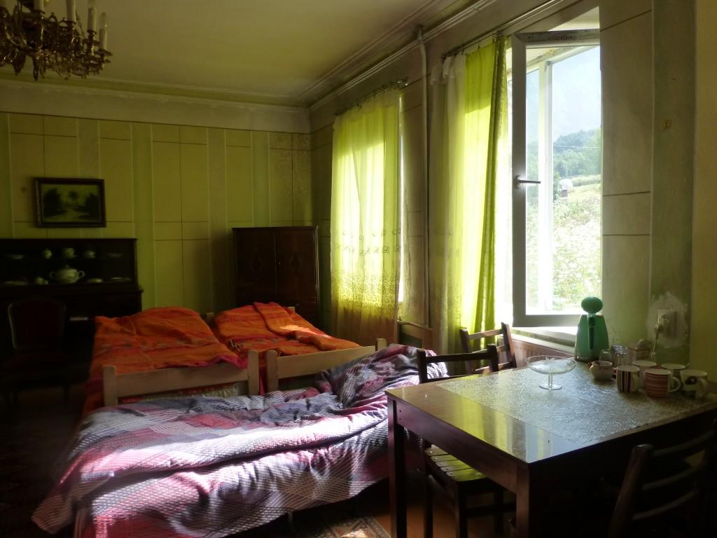 Комната у Марины
