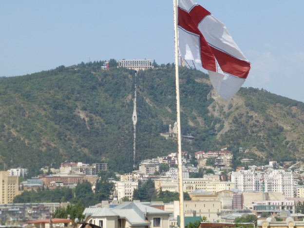 Часть 2. Три дня в Тбилиси