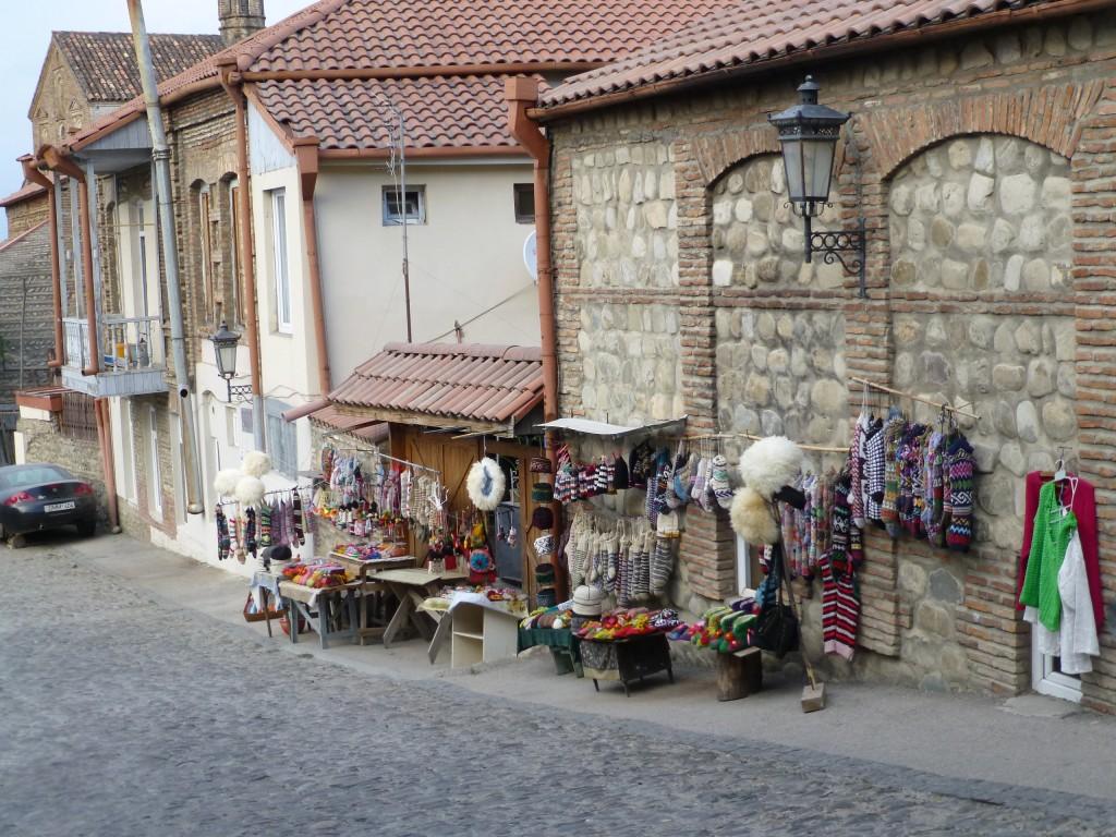Сувениры на улице