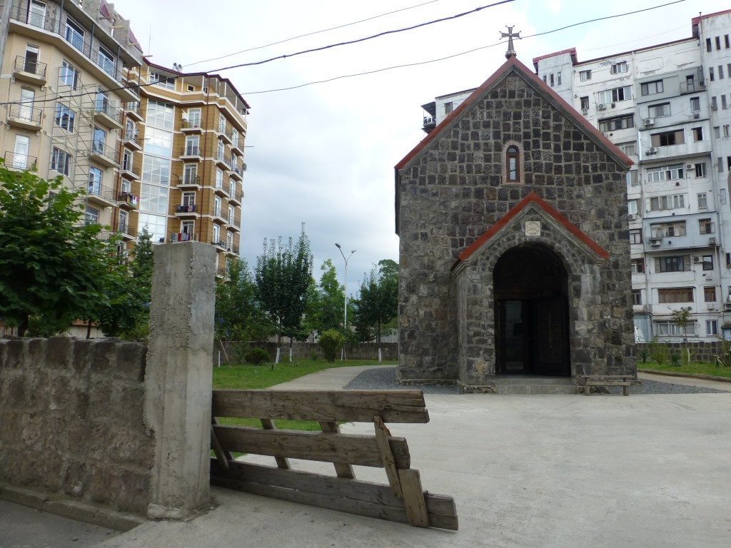 """Домашняя"" церковь"