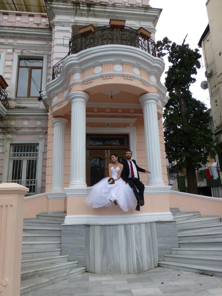 Свадебная фотосессия Олега и Юлии