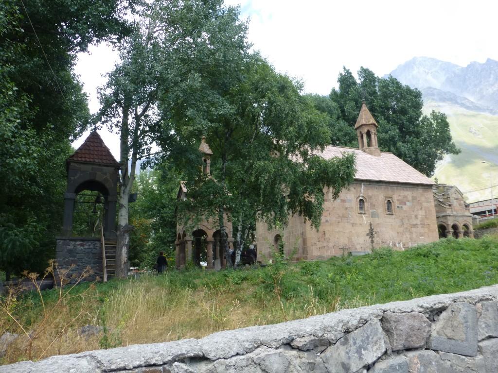Церковь Св.Георгия в Степанцминде