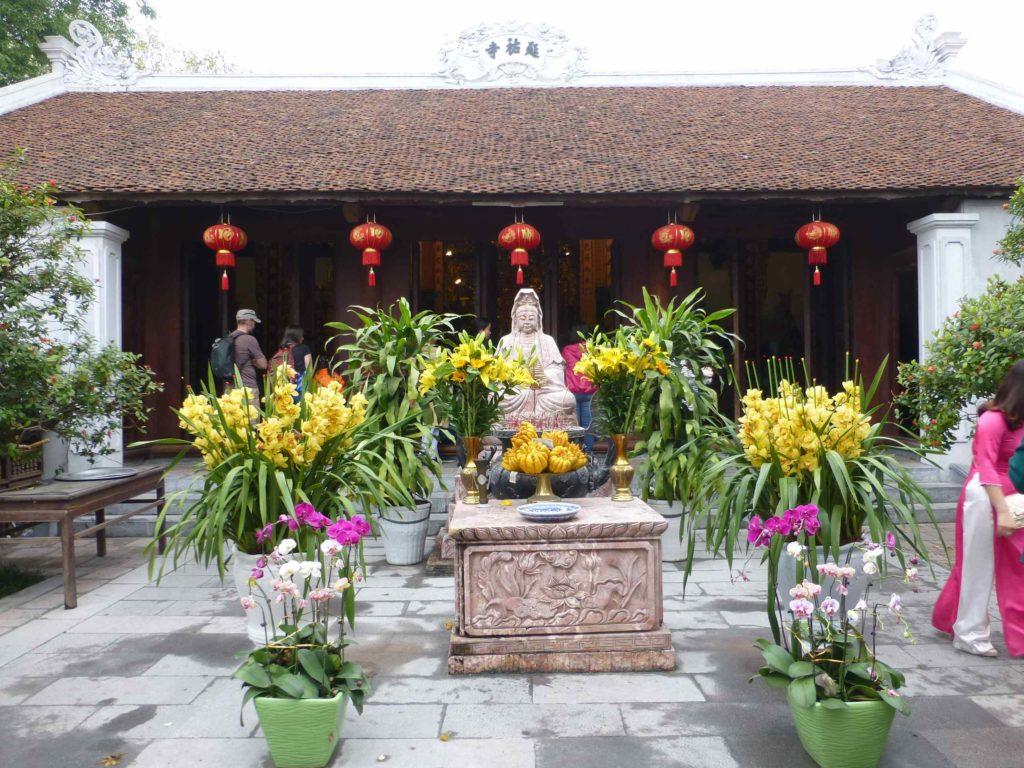 Храм возле мавзолея