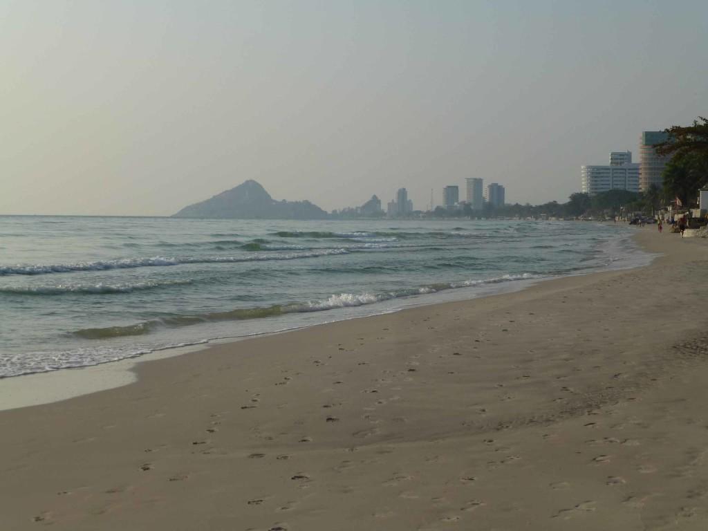 Утром на море