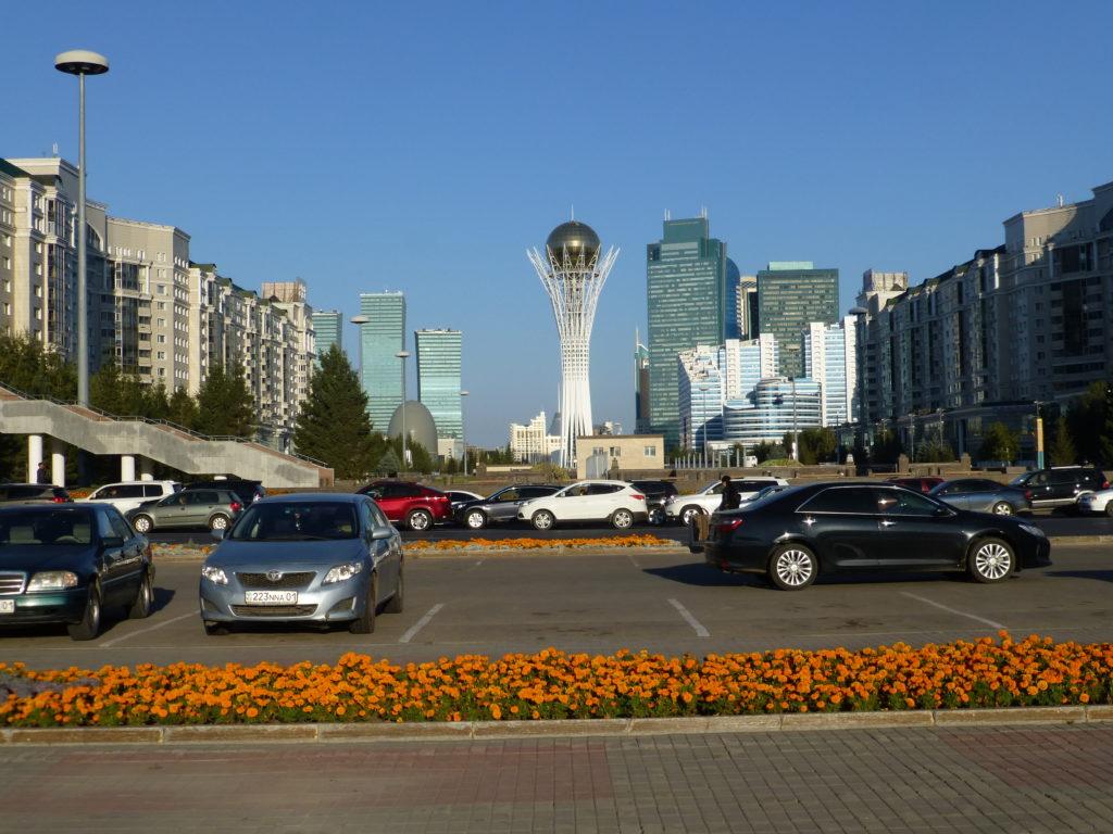 Новый центр города