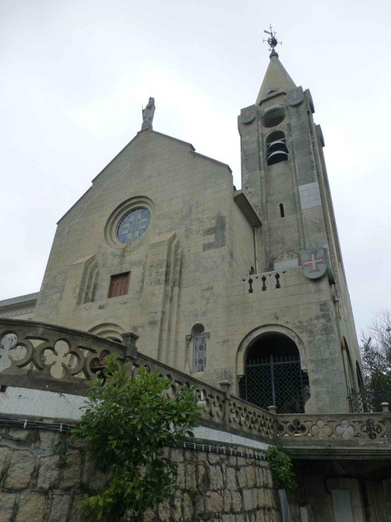 Католический Собор Богоматери Пенья
