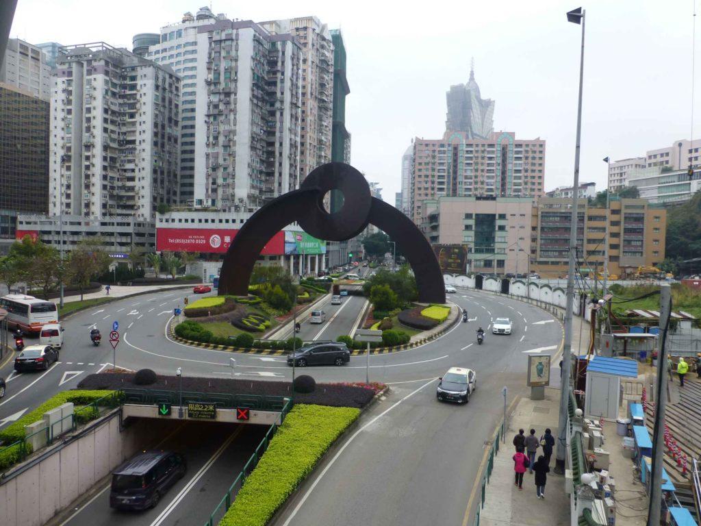 Улицы Макао