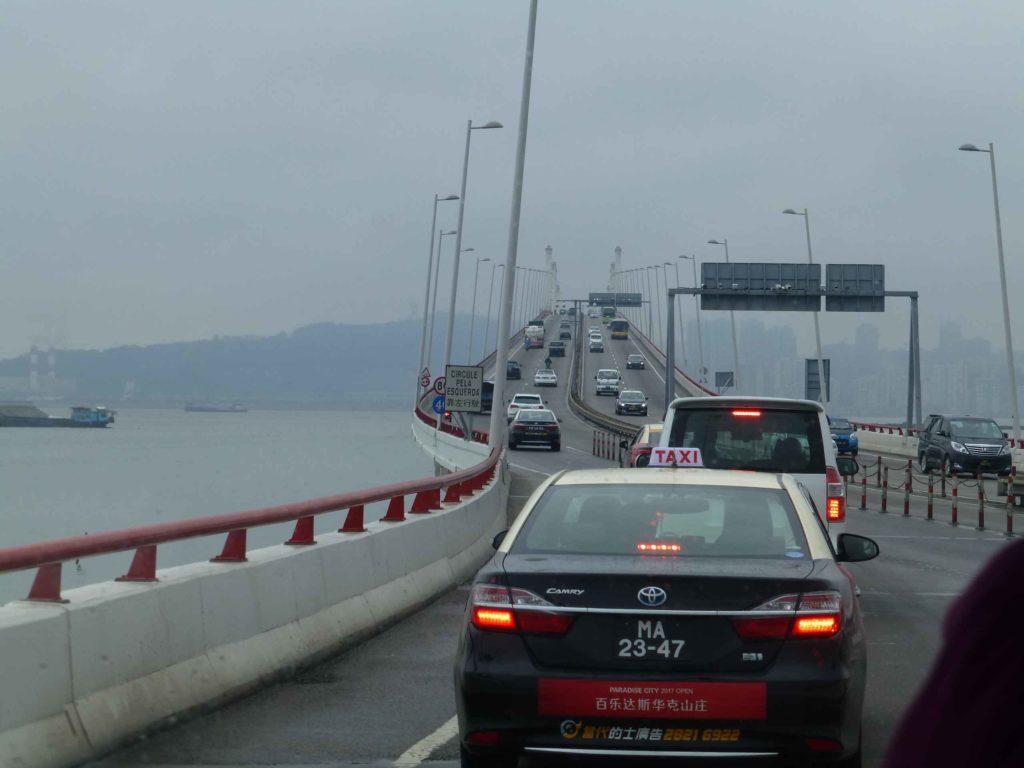 Мост на о.Тайпа