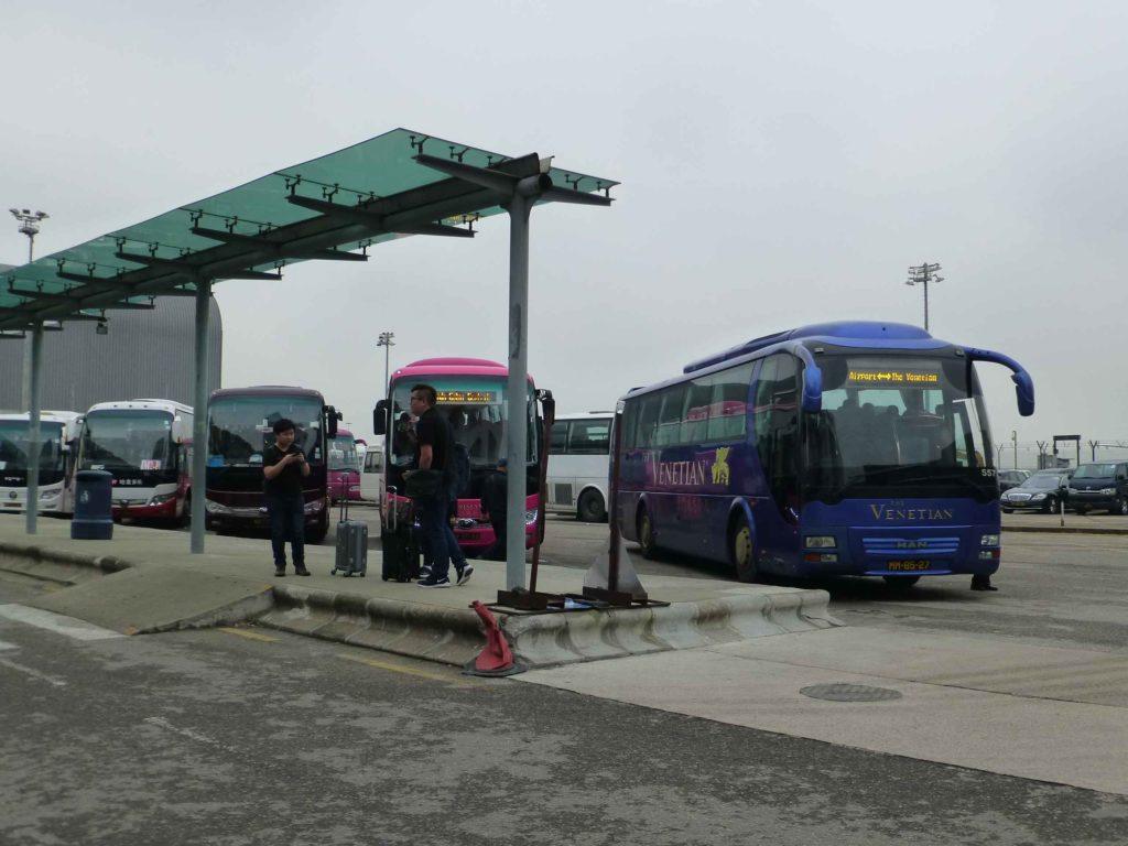 Бесплатные автобусы у аэропорта
