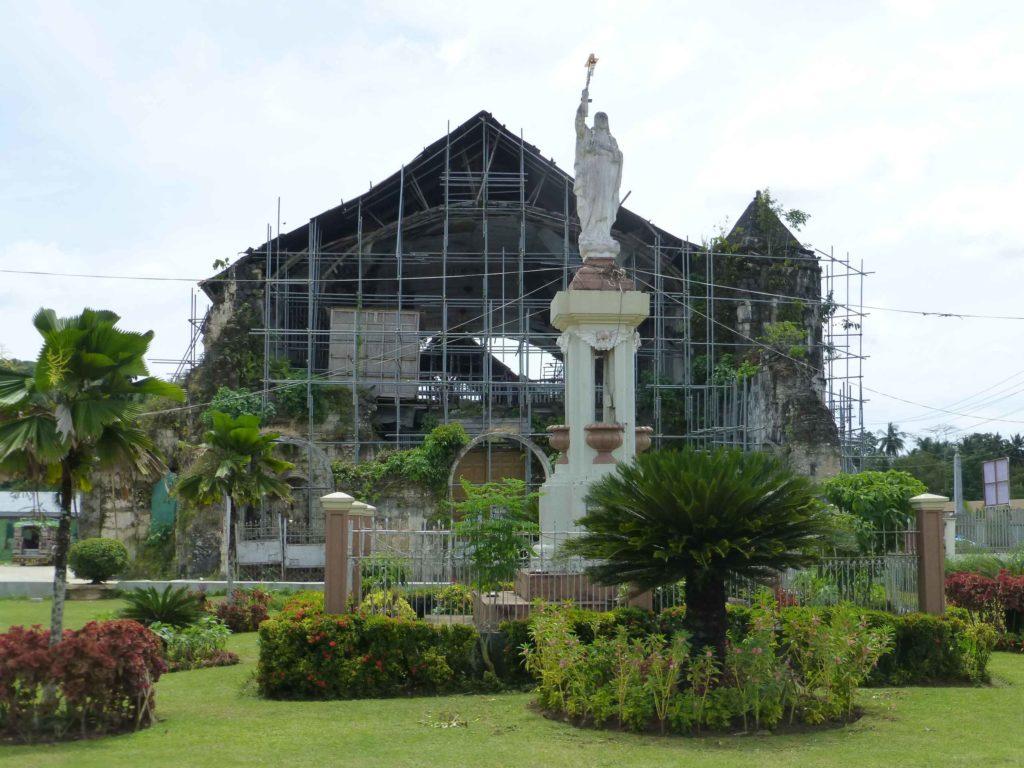 Церковь в Лобоке