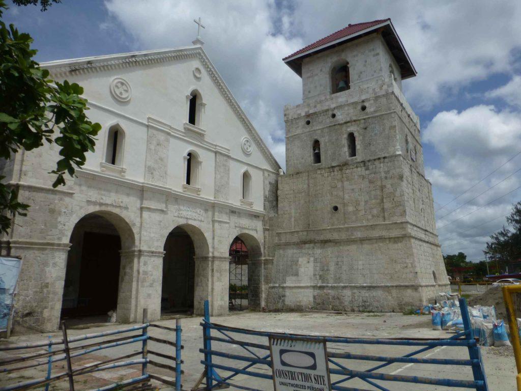 Церковь в Баклайоне