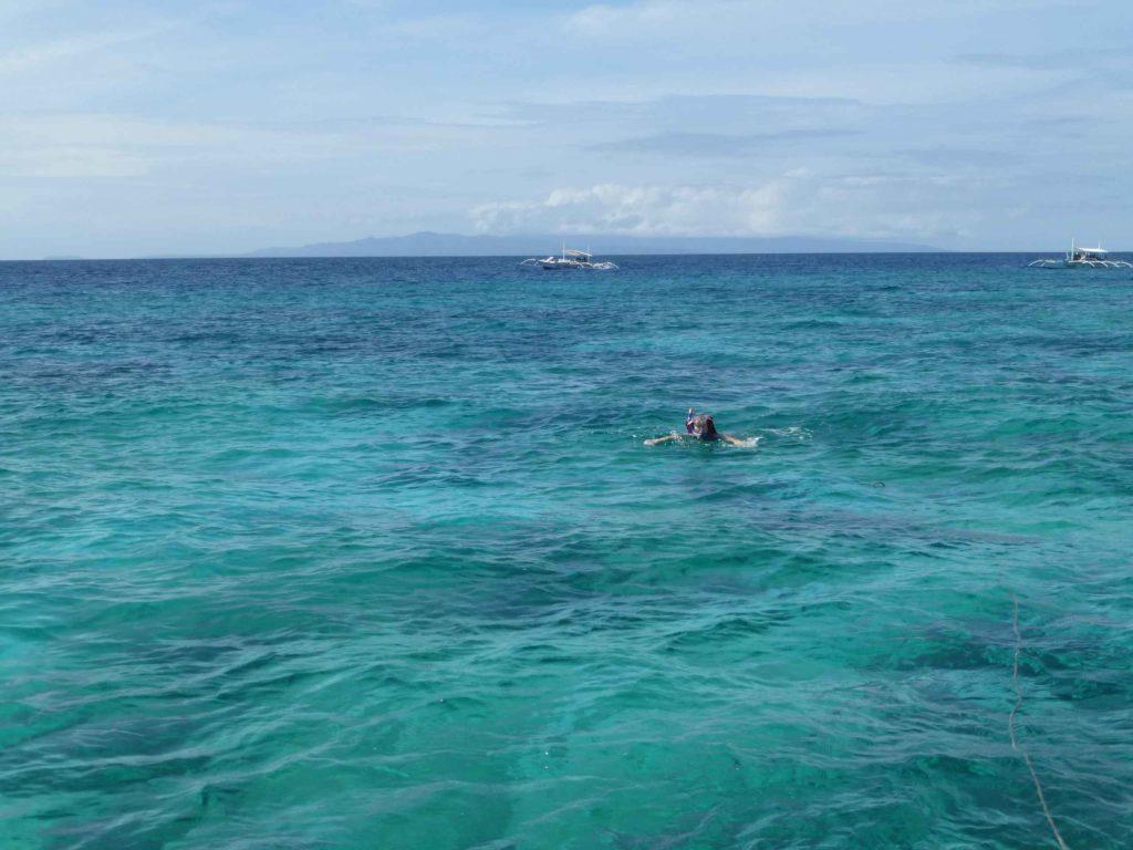 Возле острова Баликасаг