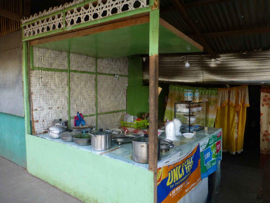 Местная столовая - eatery