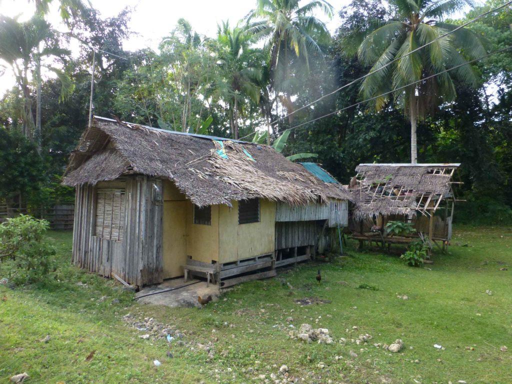 Дом, в котором живут