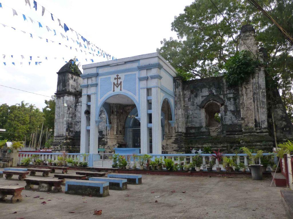 Церковь Св.Августина в Панглао