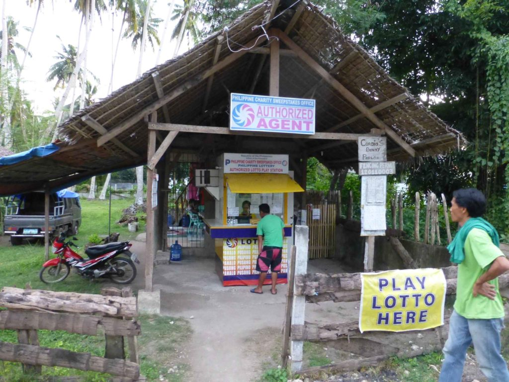 Офис лотереи