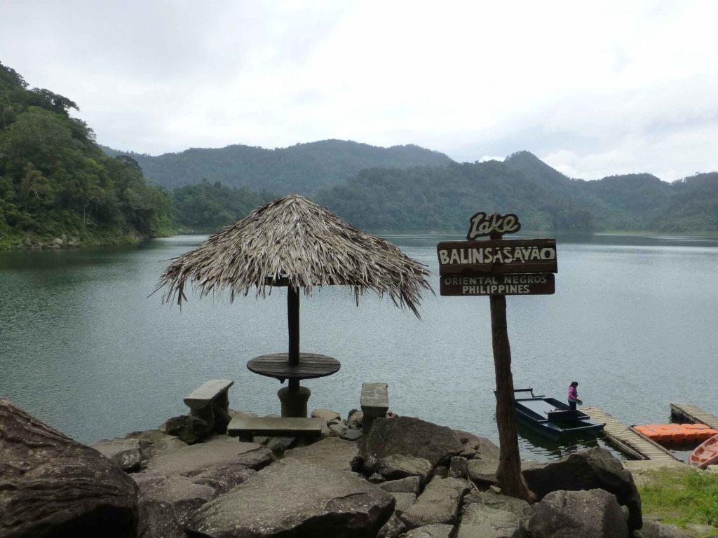 Озеро Балинсасайо