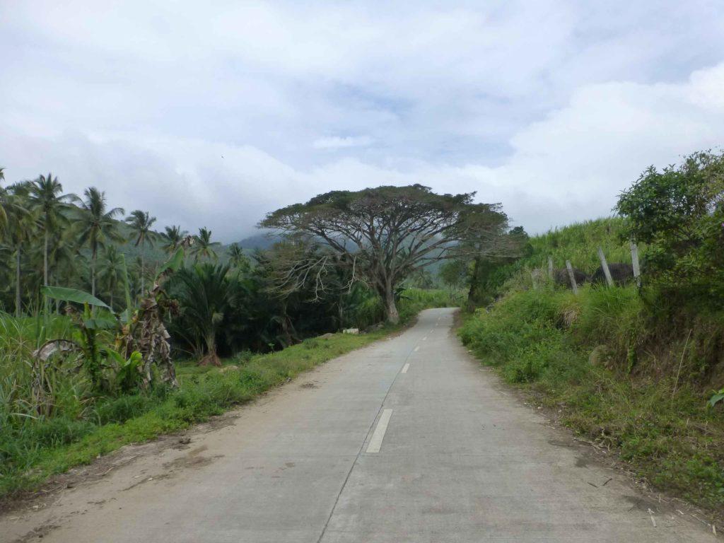 Дорога к озерам