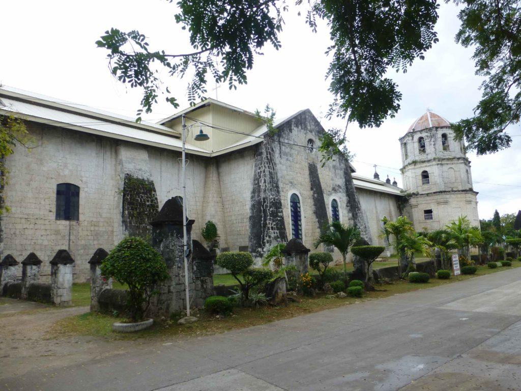 Старинный собор Ослоба