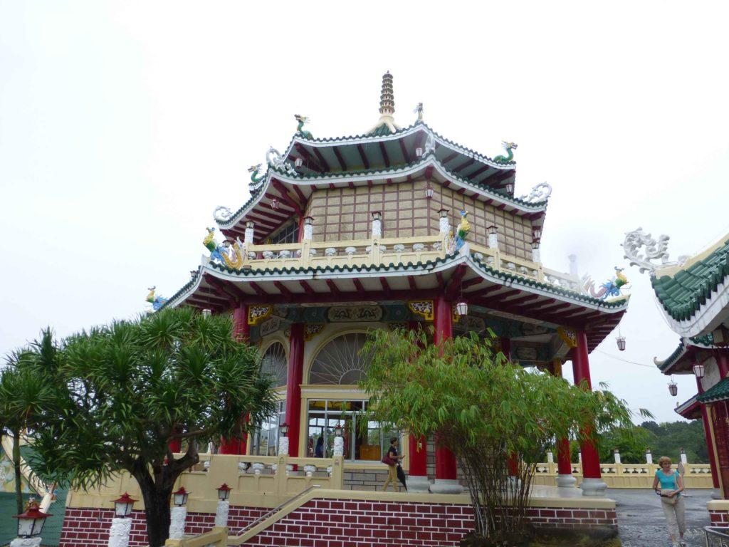 Главный храм комплекса