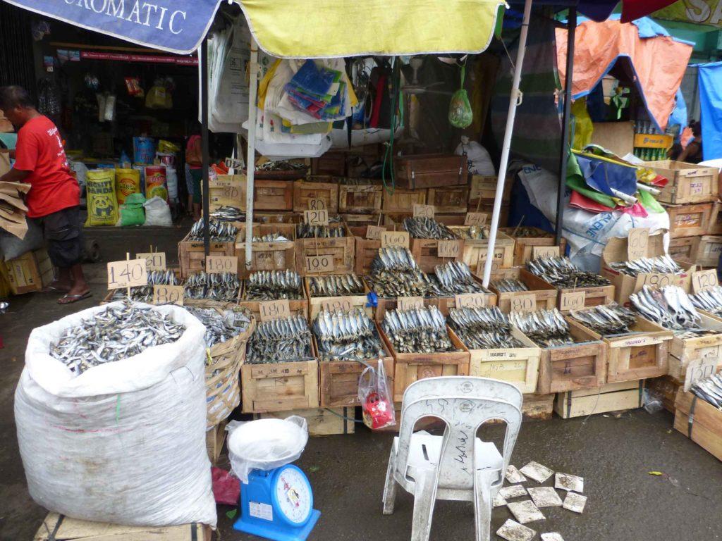 На рынке Карбон