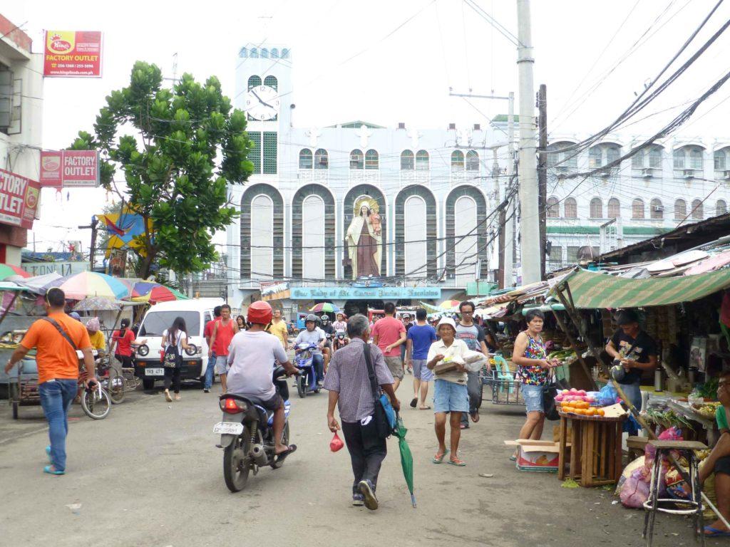 На рынке, Our Lady of Mt.Carmel