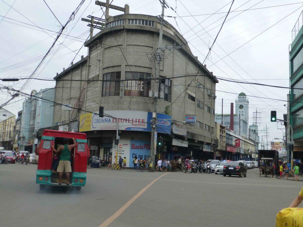 Снова улица Колон
