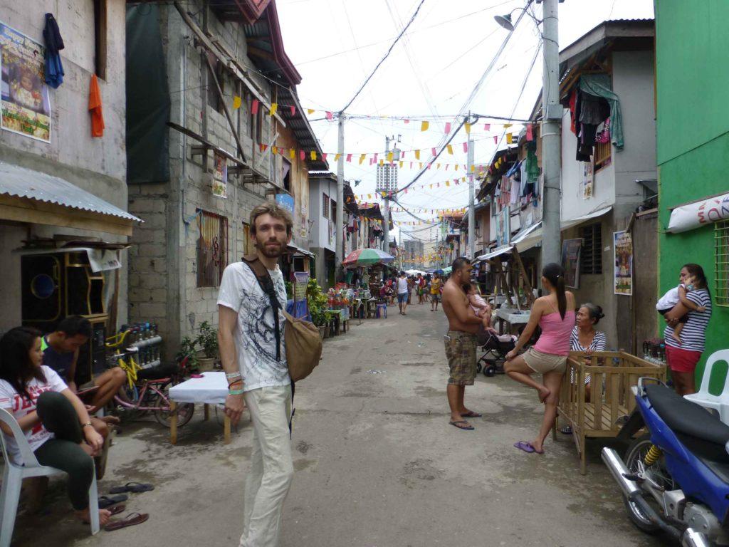 Улочка Себу