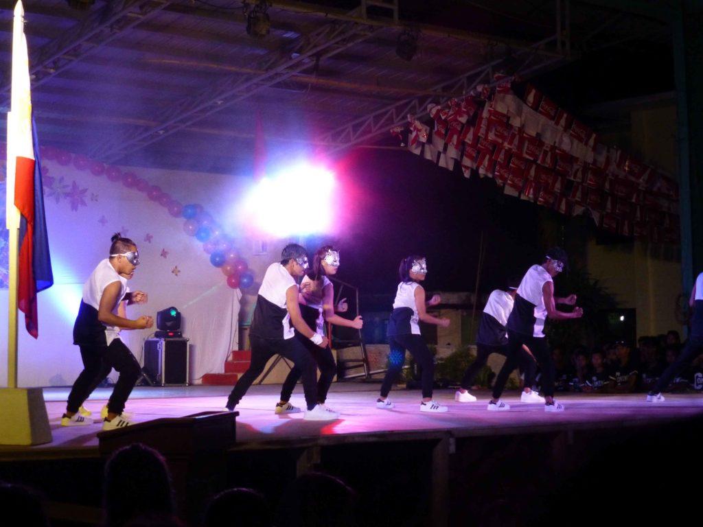 Конкурс танцевальных коллективов