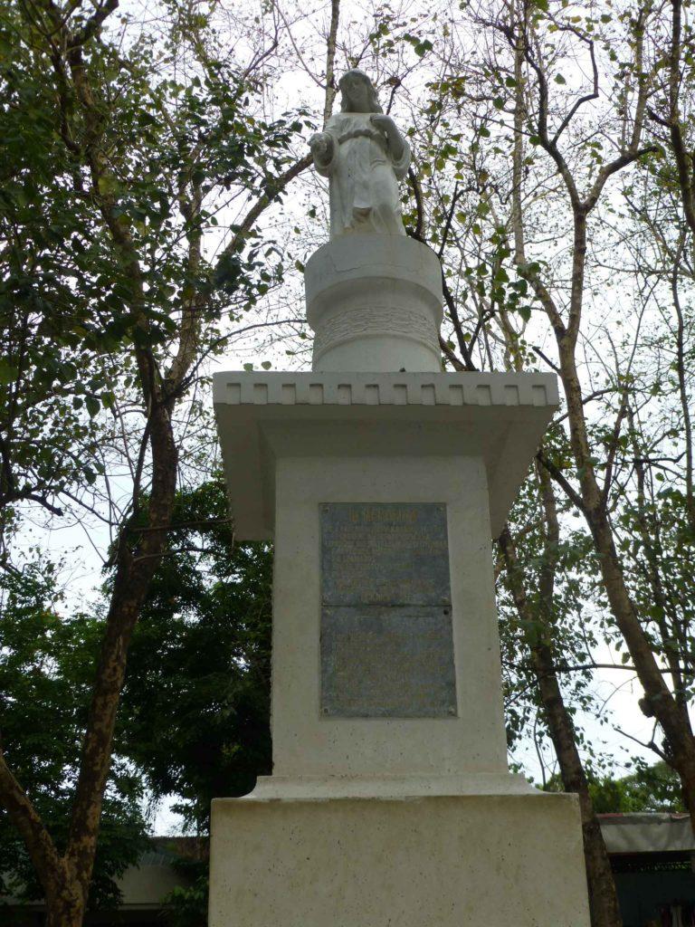 Памятник принцессе
