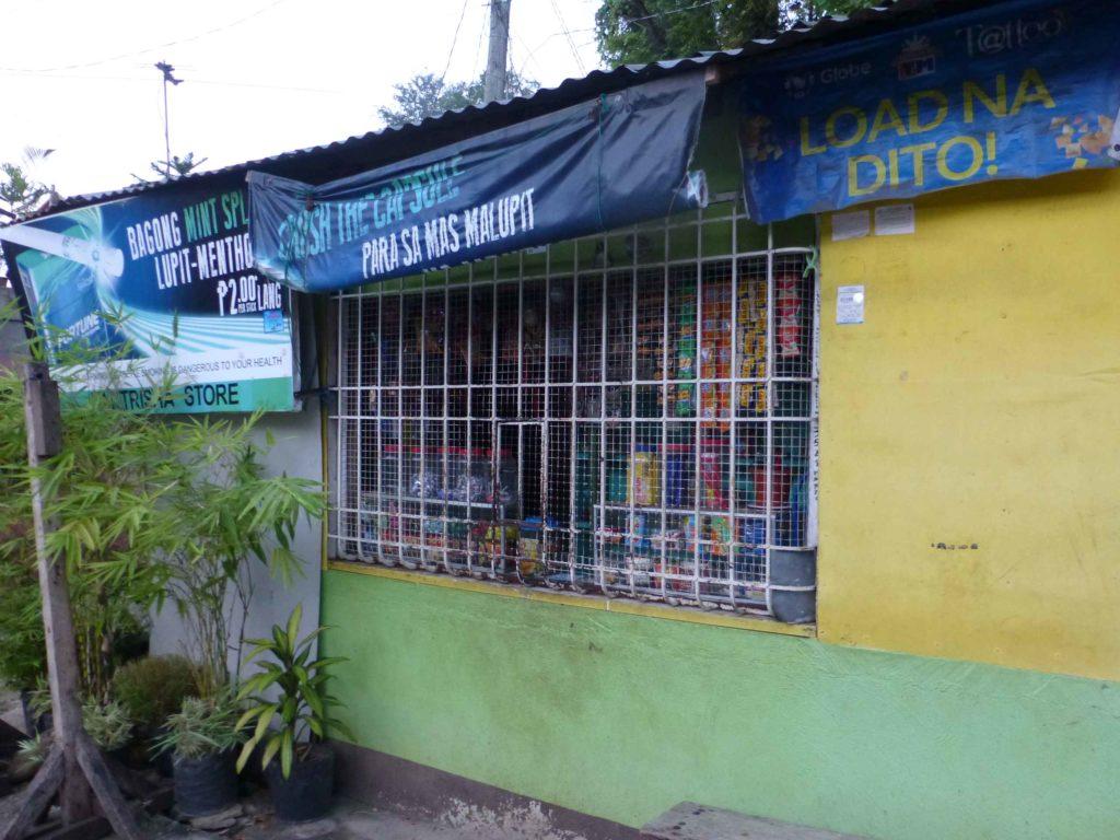 Магазинчик возле порта