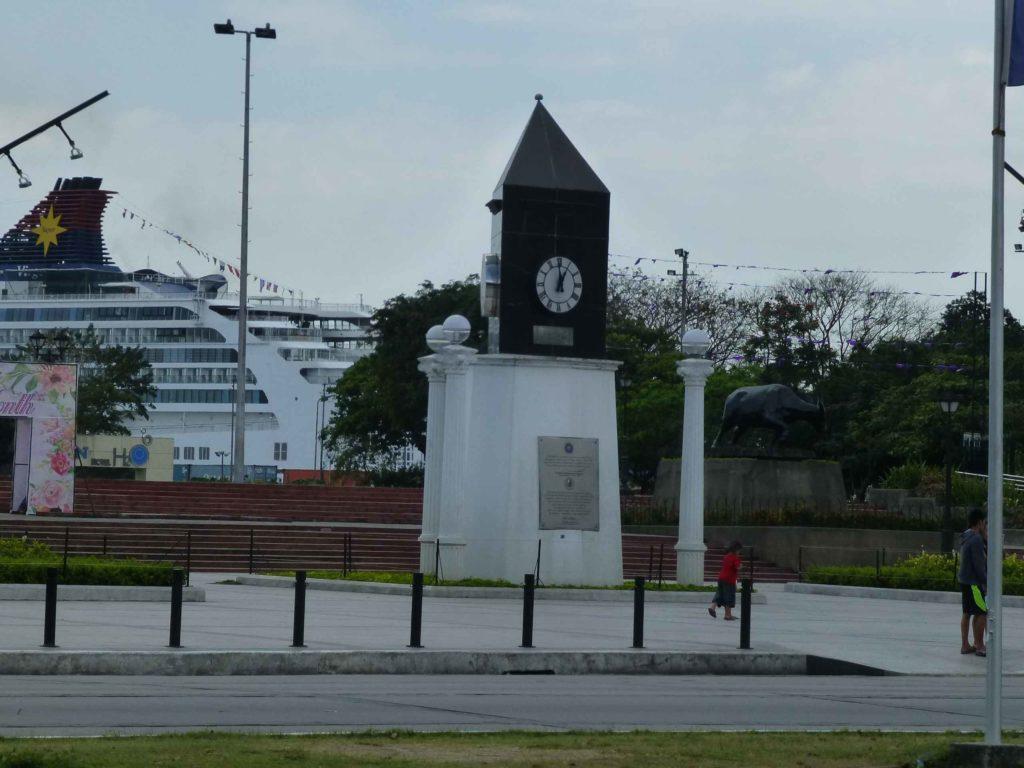 Часы в память о масонах