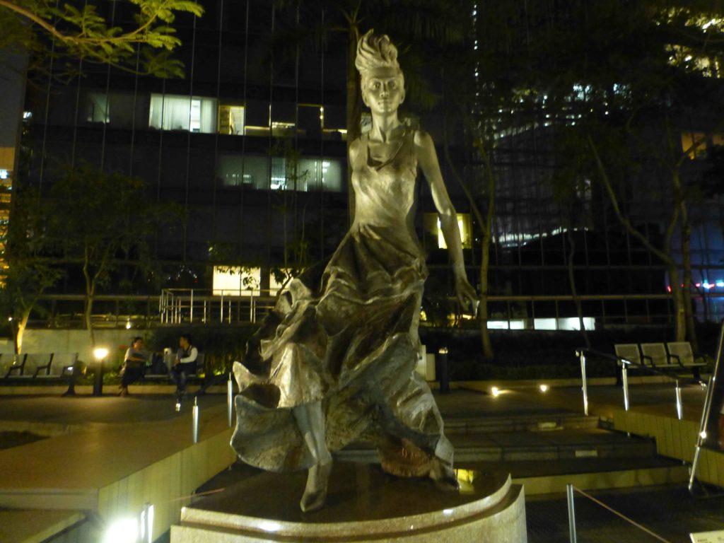 Памятник Аните Муй