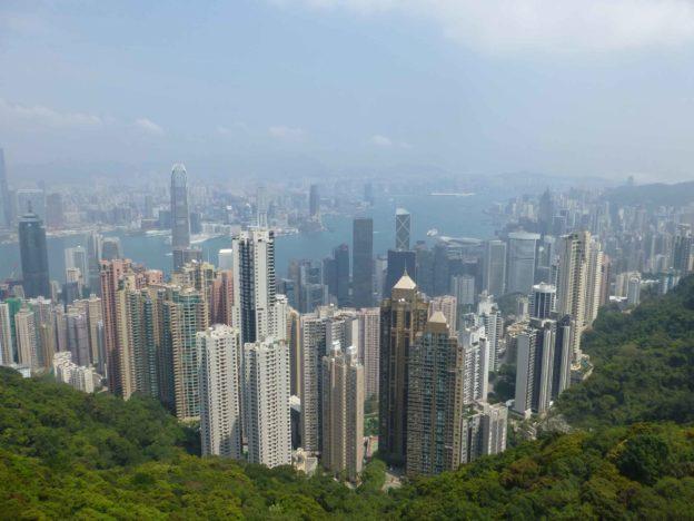 10. Гонконг
