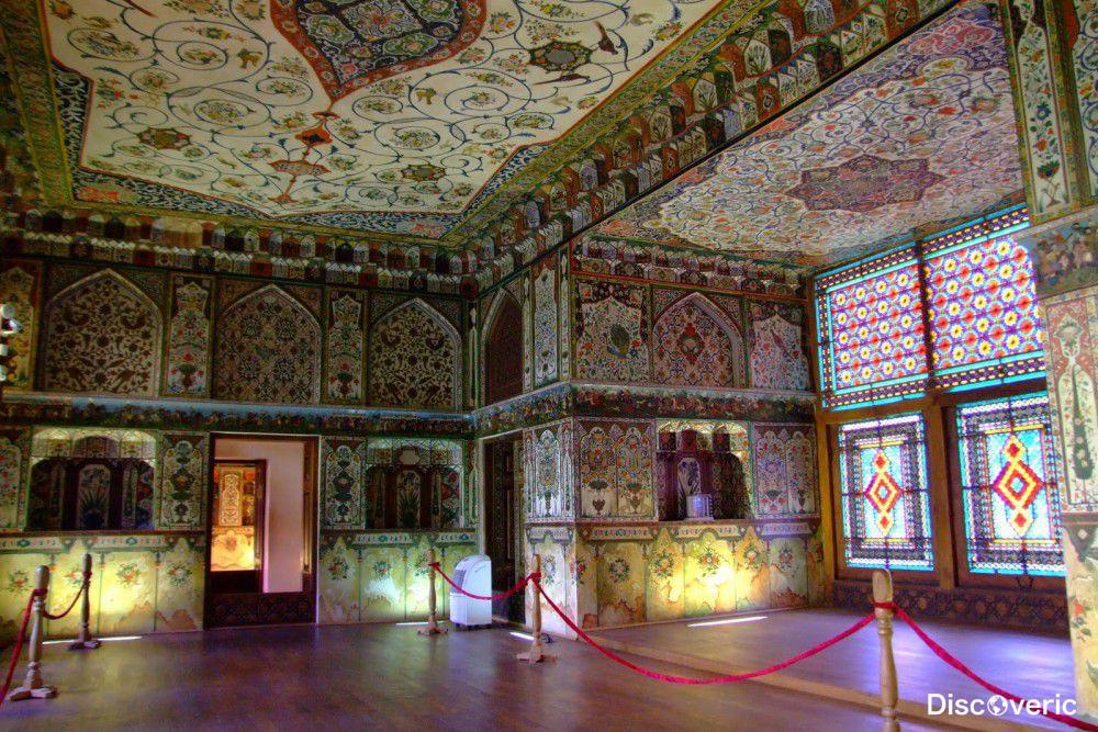 Интерьеры дворца (фото из интернета)