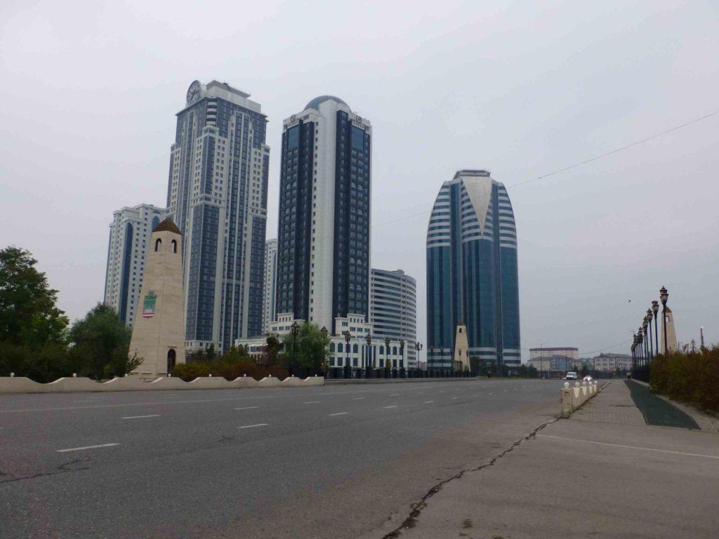 1. Из Краснодара в Баку на автомобиле
