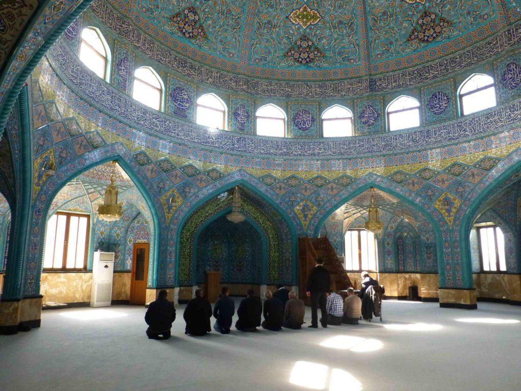 Мечеть в Шувелянах