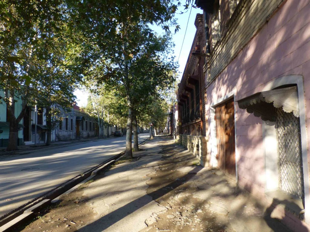 Улица Тебриз