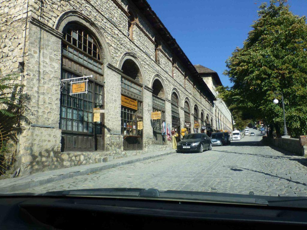 Улица к Ханскому дворцу