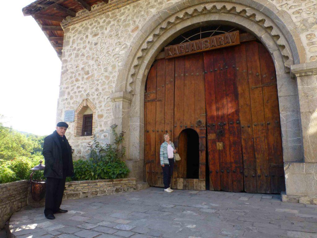 Ворота Каравай-сарая