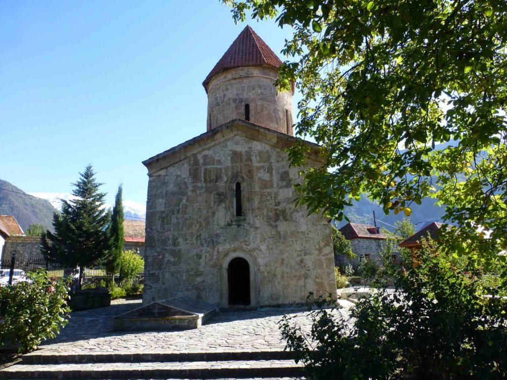 Албанская церковь