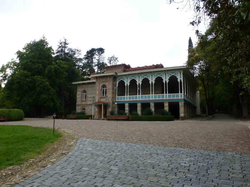Дом-музей Чавчавадзе