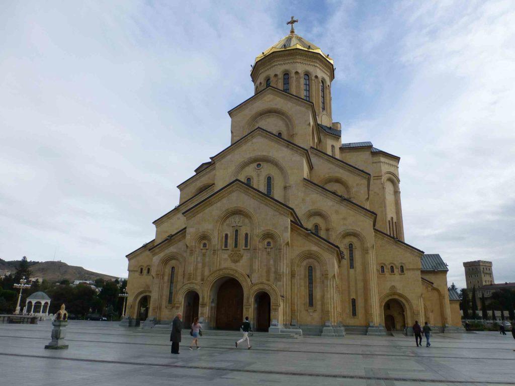 Кафедральный собор Авлабари