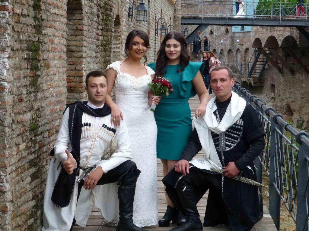 Грузинская свадьба