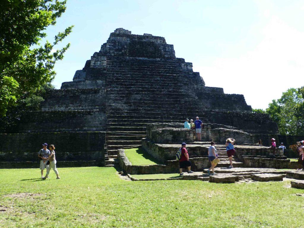 Развалины Коста Майя