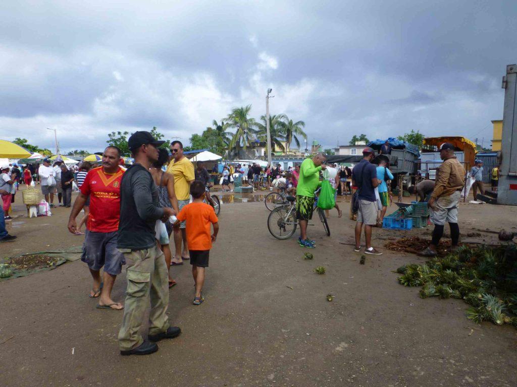 Рынок в Санта-Марте